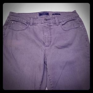 Grey Charter Club Jeans 10s